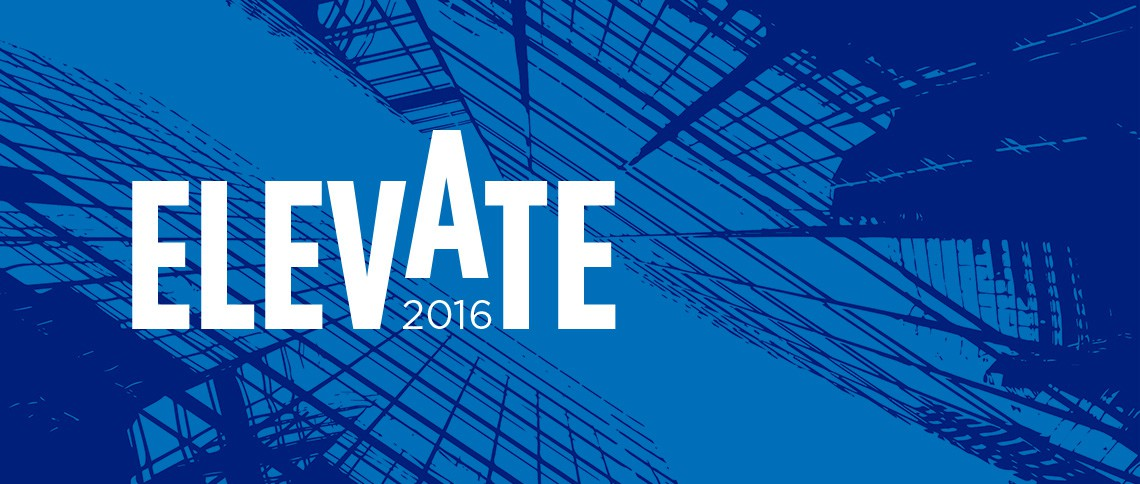 Introducing Elevate 2016