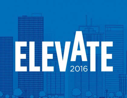Registration now open for Elevate 2016: Celebrating Progress and Achievement