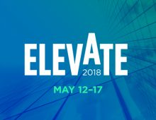 Registration now open for Elevate 2018: Celebrating Progress and Achievement
