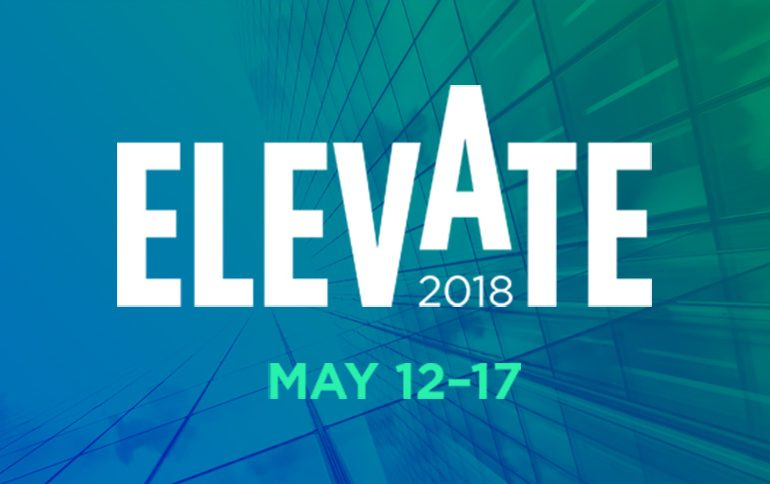That's a wrap on Elevate 2018!