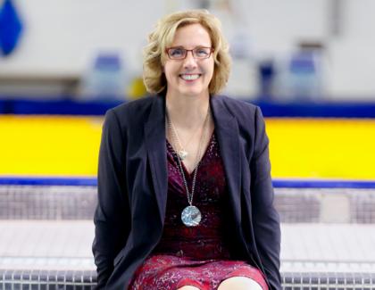 Olympian Cheryl Gibson FCPA, FCA, QC