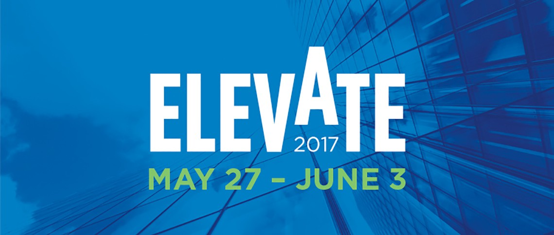 That's a wrap! Saying goodbye to Elevate 2017!