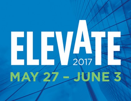 Elevate 2017 sponsorship opportunities now available