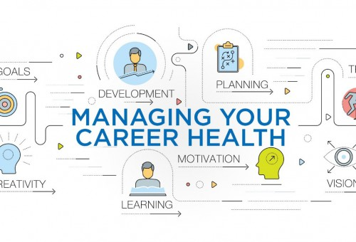 Managing your career health