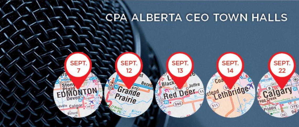 2017 CPA Alberta CEO Town Halls