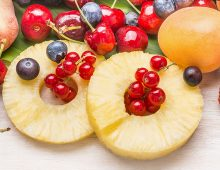 Stay energized by planning nutritious snacks into your day
