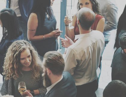 Catch up with CPA colleagues and connect with local NFPs at an Elevate networking event