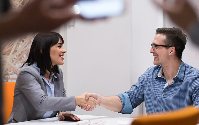 Three tips for the first-time mentee