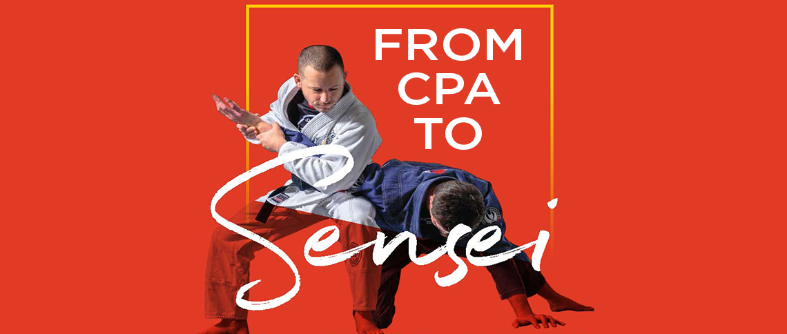From CPA to sensei