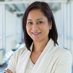 Geeta Tucker FCPA, FCMA