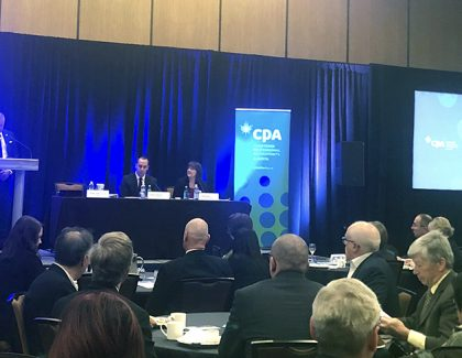 Highlights from the 2019 CPA Alberta AGM