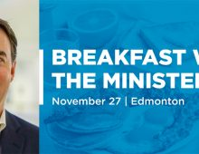 Hear from Alberta's Minister of Labour and Immigration, the Honourable Jason Copping