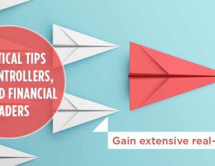 Practical Tips: Gain extensive real-life insights