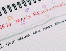 Setting healthy goals for the new year
