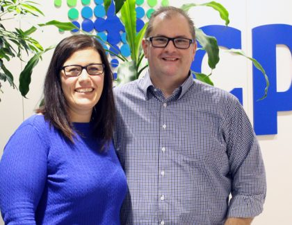 """CPA """"power couples"""": Spyros & Kathy Stathonikos"""