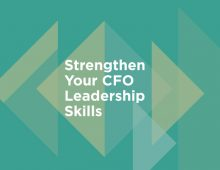 Register for CPA Alberta's CFO's Leadership Program before September 3