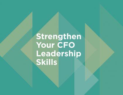 Register for CPA Alberta's CFO's Leadership Program before September 3