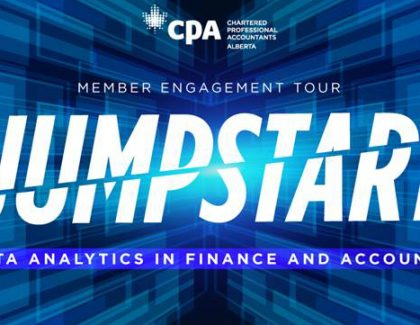 Registration opens tomorrow for Jumpstart Data Analytics in Finance and Accounting