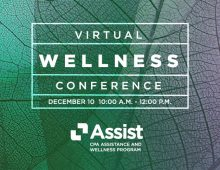 Create a healthier well-being at the CPA Assist Virtual Wellness Conference